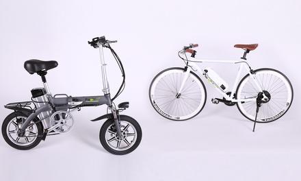 Vélos électriques pour adultes