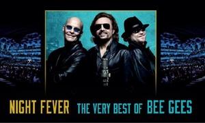 """Both Sides Event: 1 place en cat. 3, 2 ou 1 pour """"Night Fever The Very Best Of The Bee Gees"""" le jeudi 25 janvier 2018 dès 11,99 € à Liège"""