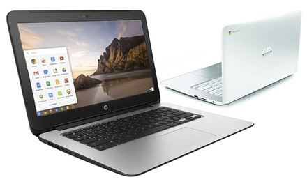 Refurbished HP Chromebook 14 G1 With Free Delivery