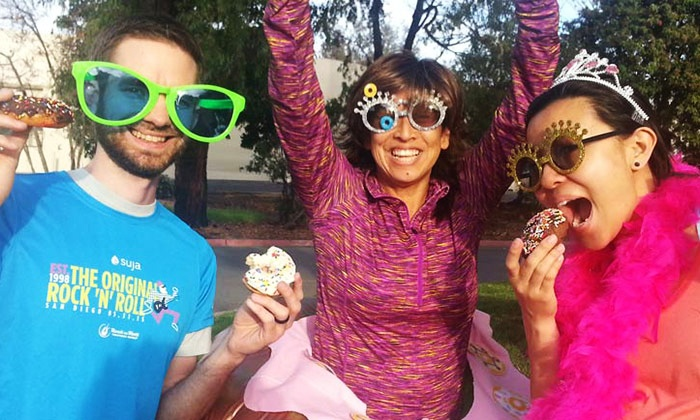 The Great Donut Run - Irvine Valley College: $25 for Entry to Donut Themed 5K —The Great Donut Run 5K ($35 Value)