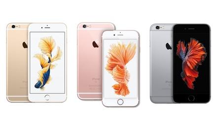 Apple iPhone 6S reconditionné, grade très bien 16, +64 ou 128 Go de capacité, 6 mois de garantie, livraison offerte