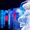Ice Bar Entry with Prosecco