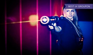 Ice Quest: Two Laser Quest Games for Two or Four at Ice Quest (Up to 53% Off)