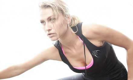 Yoga-Pilates, Barre, or Cross-Training Classes at Kaia FIT (Up to 73% Off). Three Options Available.