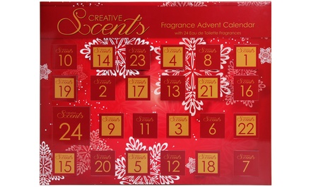 One or Two Creative Scents Fragrance Advent Calendars