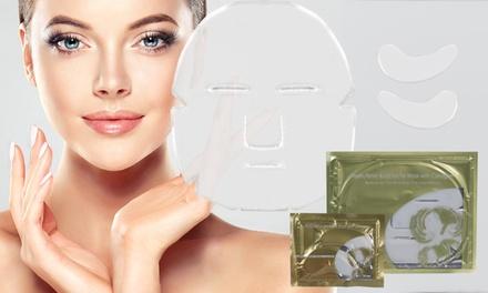 Multi-Pack Gesichts- und / oder Augenmasken mit Hyaluron
