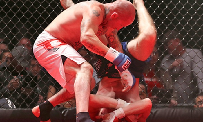 Victory Combat Sports: Victory III - Kips Bay: $28 for Victory Combat Sports: Victory III MMA Event at The 69th Regiment Armory on September 19 ($44.55 Value)