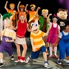 """""""Phineas and Ferb: The Best LIVE Tour Ever!"""""""