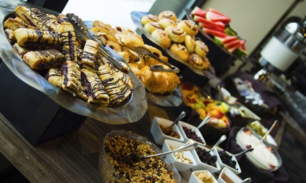 ThreeCourse Brunch for One, Two or Four at Doubletree Hilton Treetops Aberdeen