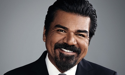 George Lopez on Saturday, December 2, at 8 p.m.