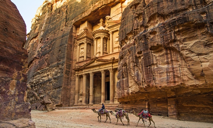 9-Day Jordan Tour with Airfare from Gate 1 Travel
