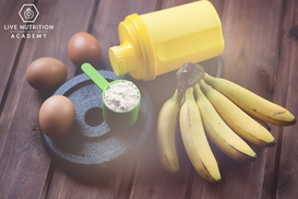Live Nutrition Academy: Introduction to Sports Nutrition or Diploma in Sports Nutrition Online Course at Live Nutrition Academy (Up to 95% Off)