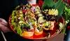 Kolacja z sushi dla dwojga