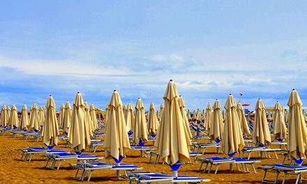 Rimini: camera doppia con colazione o mezza pensione per 2 a 79€euro