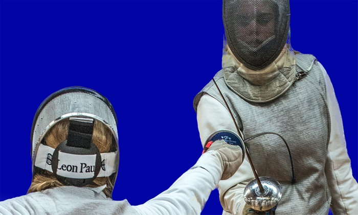 Minnesota Sword Club - Nokomis: One-Month Fencing Class for One or Two at Minnesota Sword Club (Up to 56% Off)