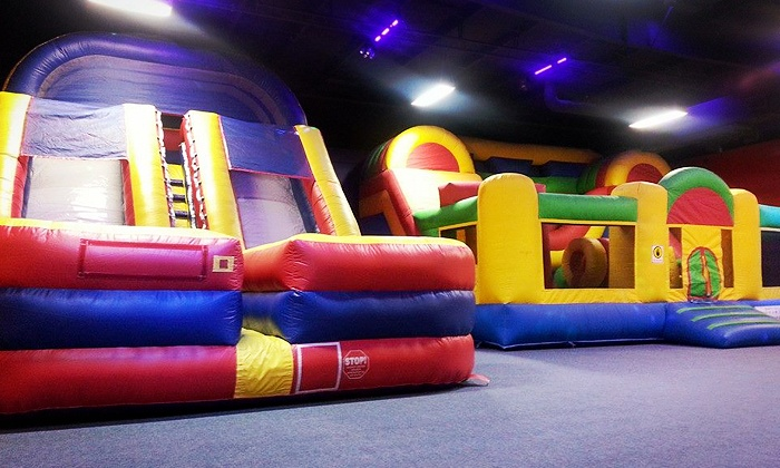 Jumping Jacks Fun Zone - Fort Myers: Party Room Rental with Decor, Cleanup and Setup at Jumping Jacks Fun Zone (Up to 54% Off)