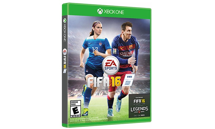 FIFA 16 for Xbox One and PS4