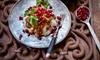 Zarathustra - Köln: Persisches 4-Gänge-Gourmet-Menü, optional mit Wein, für Zwei oder Vier im Restaurant Zarathustra (bis zu 48% sparen*)