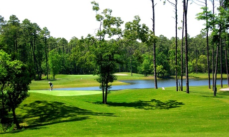 18-Hole Round of Golf for One, Two, or Four at Tupelo Bay Golf Center (Up to 33% Off)