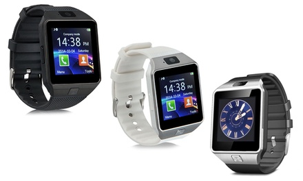 1 of 2 smartwatches voor Android/iOS