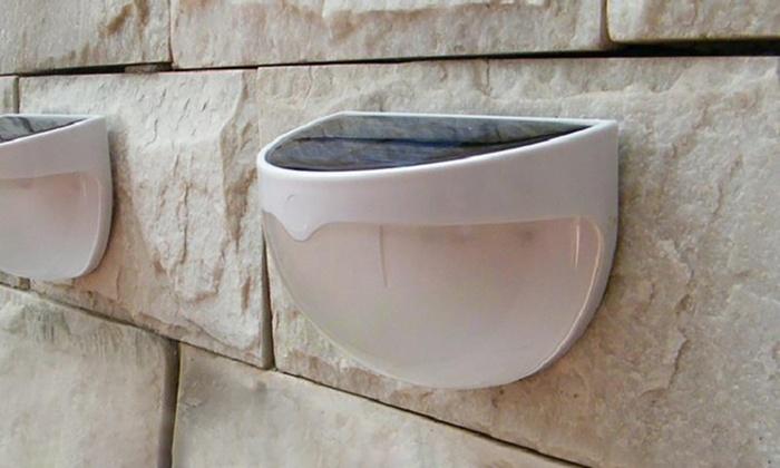 Plafoniere Da Esterno Solari : Plafoniere solari da parete groupon