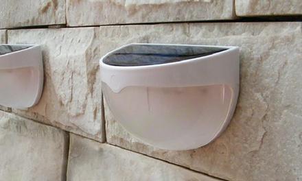 Plafoniera Per Esterno Parete : O plafoniere solari da parete a mezza luna per ambienti