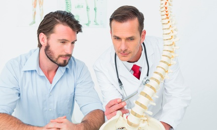Examination Plus Chiropractic (€29) or Osteopathic (€35) Treatment at Trinity Chiropractic