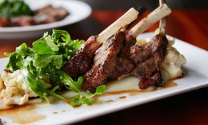 The Corner Bistro: Continental Cuisine for Two or Four at The Corner Bistro (42% Off)