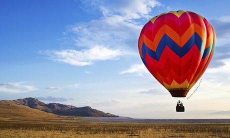 Hot Air Balloon Rides for One or Two at Adventure Balloon Sports (Up to 44% Off) 1ee83a7d-24cd-453b-96db-b33750d88949