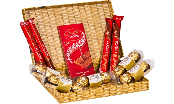 50% Discount Toward Gift Hampers at Just Letter Box Hampers