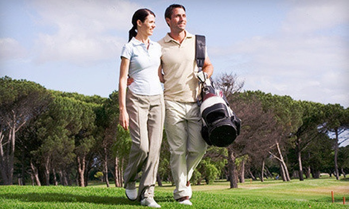 Hartland Glen Golf Course - Hartland: 18-Hole Round of Golf for Two or Four with Cart Rental and Burgers at Hartland Glen Golf Course (Up to 55% Off)