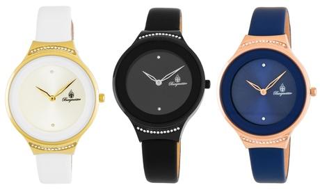 Relojes con cristales para mujer