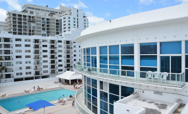 Miami Beach Hotel With Ocean And Bay Views
