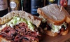 Brix Brews and NY Deli - Brix Sunset Beach: Breakfast and Mimosas or Lunch and Beer Flights for Two or Four at Brix Brews & NY Deli (Up to 52% Off)