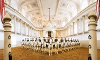 The Spanish Riding School: Seated Tickets from £38.20