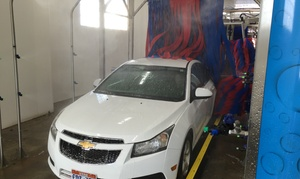 Tagg N Go Express Car Wash: $10 for $15 Worth of Services — Tagg N Go Express Car Wash