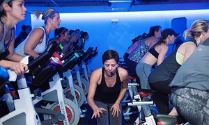 Two Or Five Cycling Classes Or One Month Of Unlmited Rides At Mojo Cycling Studio (up To 61% Off)