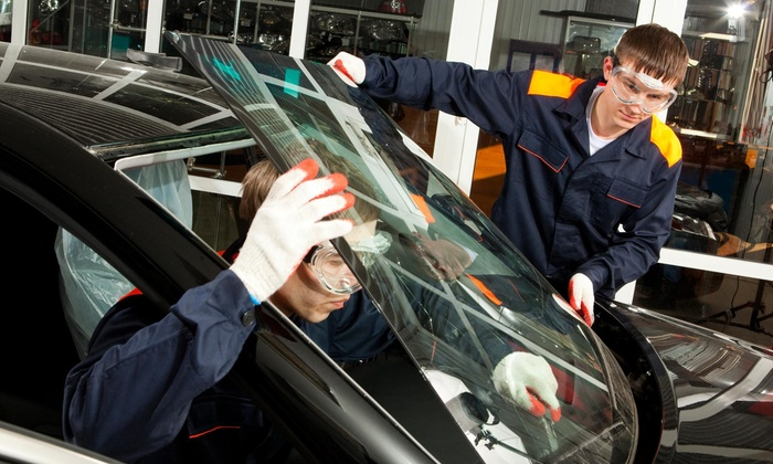 Hyde Auto Glass - Sacramento: Two Windshield-Chip Repairs from Hyde Auto Glass (60% Off)