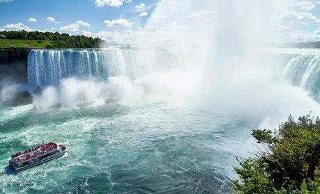 Groupon Niagara Falls Hotel Canada