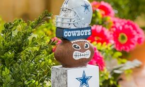 NFL Tiki Totem Garden Statues