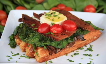 image for $10 for $15 Worth of Waffles at Waffle Window
