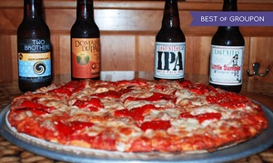 40% Off Pizza and Drinks at Bill's Pizza & Pub
