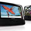 "Philips 7"" Dual-Screen Portable Car DVD Player Bundle (PD7012G/37)"