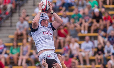 2018 Americas Rugby Championship: USA Men's National Team vs. Canada on Saturday, February 10, at 3 p.m.