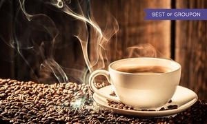 Allegretto Gran Caffè: 5er oder 10er Karte für Kaffeespezialitäten à la carte im Allegretto Gran Caffè (bis zu 55% sparen*)