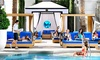 Garden of the Gods Pool Oasis at Caesars Palace - The Strip: $125 for Pool Access and Daybed for Two at Garden of the Gods Pool Oasis at Caesars Palace ($200 Value)