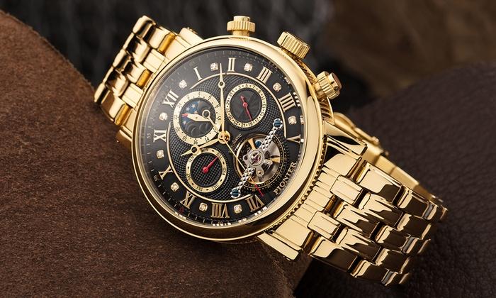 Orologio Pionier Chicago per uomo | Groupon Goods