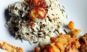 Green-go Kitchen: Menu vegano con dolce e bevanda per 2 o 4 persone al ristorante Green-go Kitchen (sconto fino a 66%)
