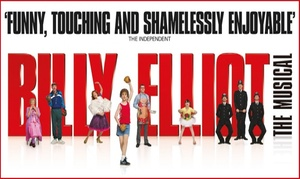 ATG Tickets: Billy Elliot the Musical on 25 October - 5 November, Bristol Hippodrome