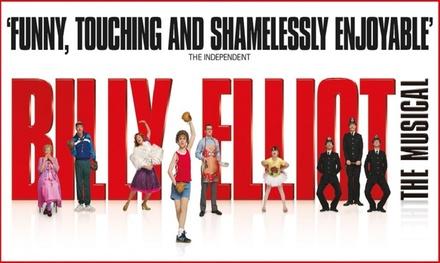 Billy Elliot the Musical on 25 October - 5 November, Bristol Hippodrome